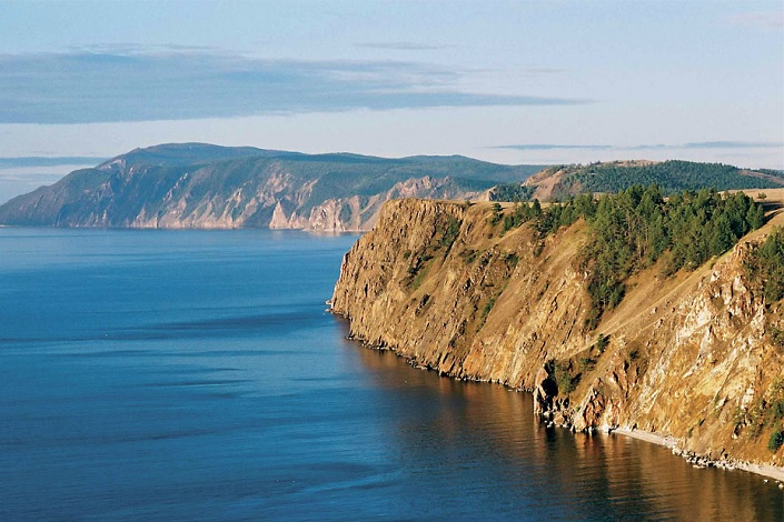 Baikal Mountains