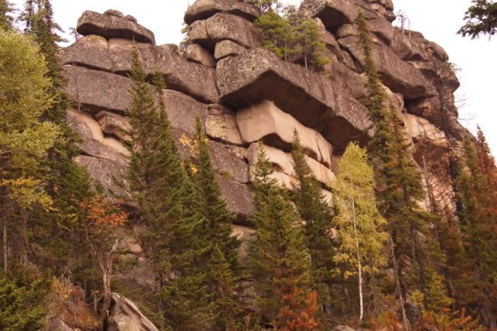 Megalithic wall | Kemerovo region