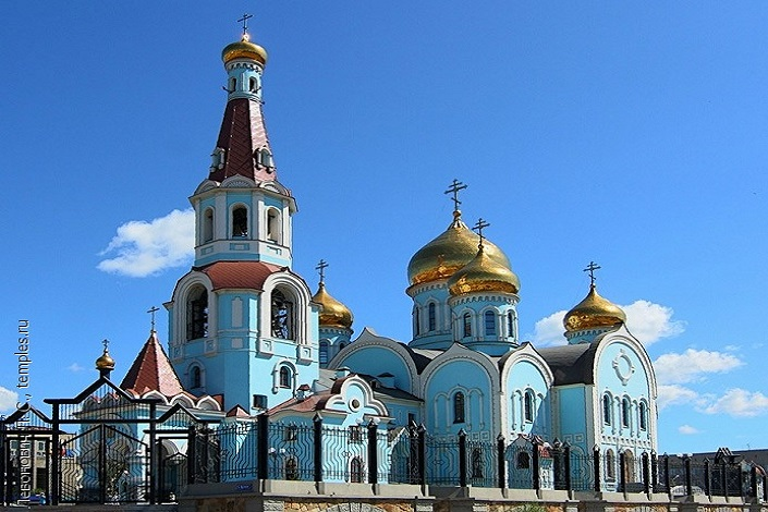 Kazansky cathedral