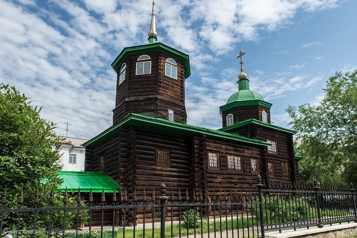 The Decembrists Museum | The Michael the Archangel Church
