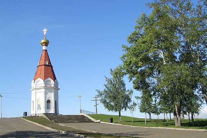The Paraskeva Pyatnitsa Chapel