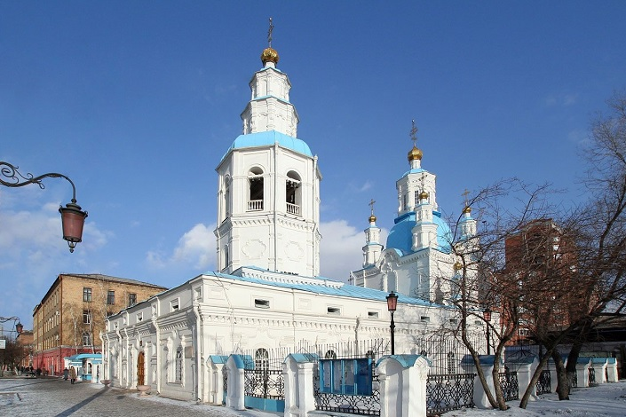 The Intercession Cathedral