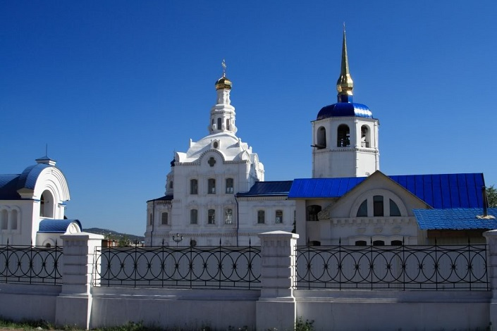 Holy Odigitrievsky Cathedral