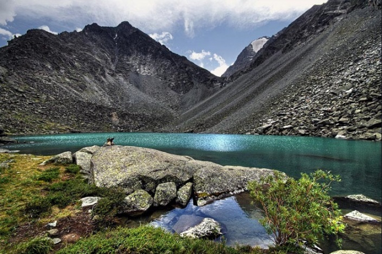 Mountain Spirits Lake | Altai